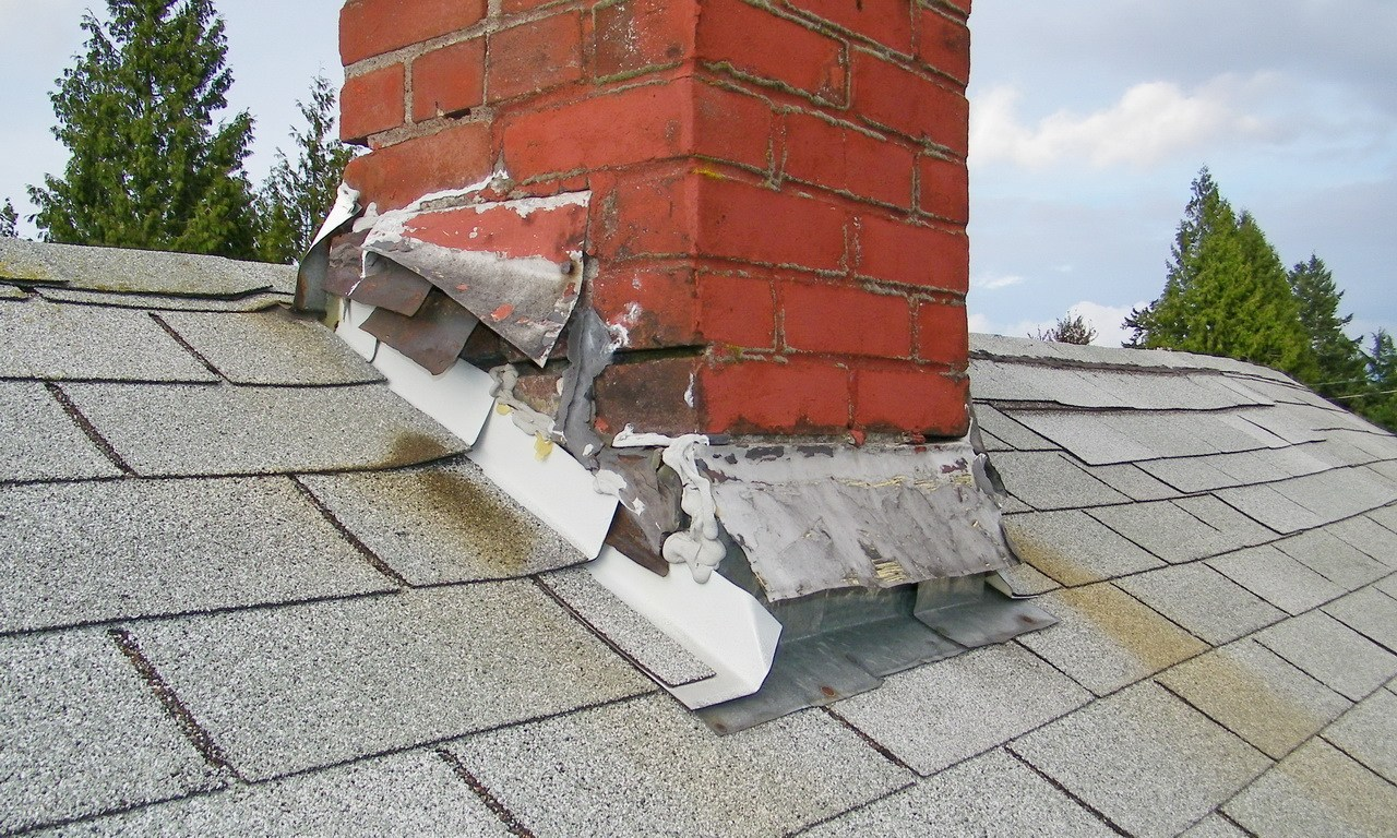 Flashing Issues On Roof