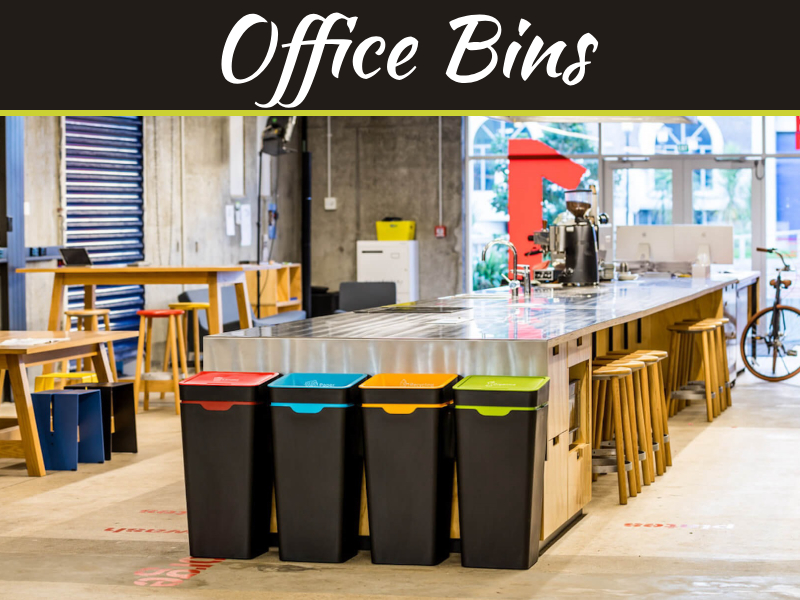 4 Things To Consider When Buying Office Recycling Bins