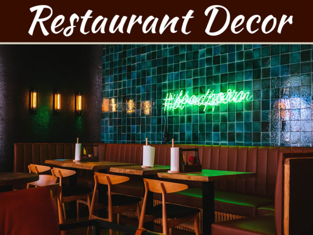 How You Can Choose A Decor Theme And Carry It Throughout Your Restaurant