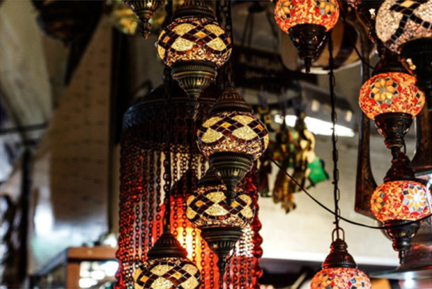 Middle Eastern Decor