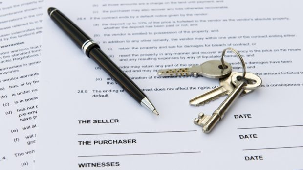 Paperwork For The Property Buying