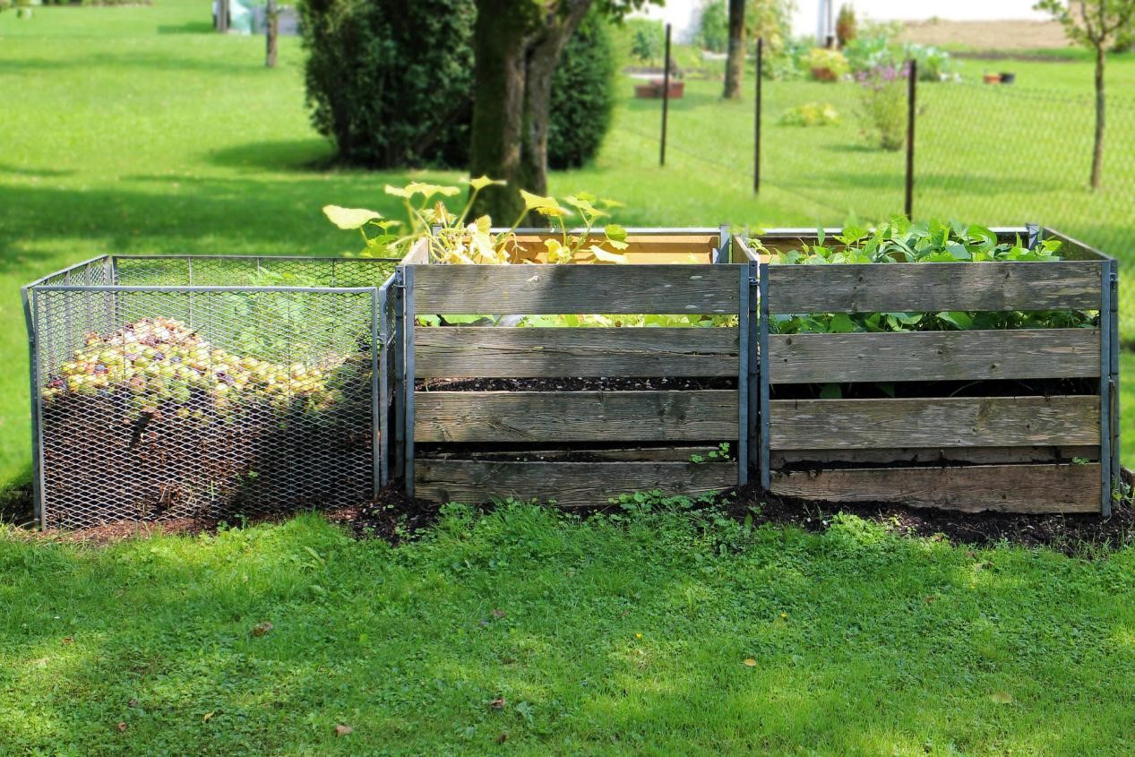 Rotted Compost Adds Nutrients And Texture
