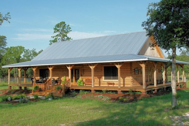 Timber Frame Home Ideas