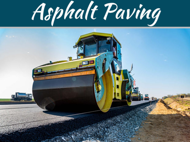 Top Tips On Hiring An Independent Asphalt Paving Company