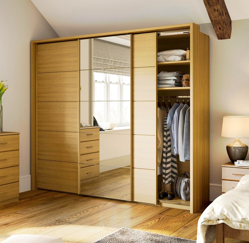 All About Different Kinds Of Wardrobes For Your Home | My Decorative