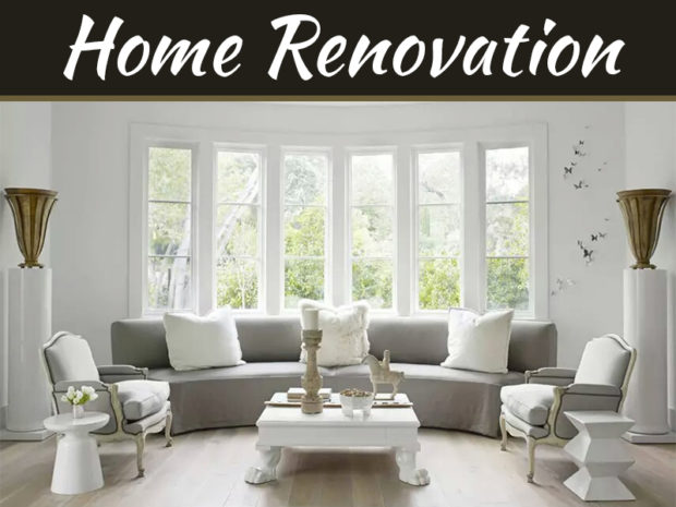 5 Great Ways To Redecorate Your Old Home