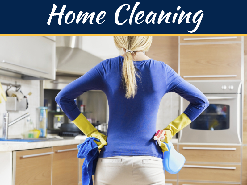 5 Tips To Preparing Your Home For A Professional Cleaner