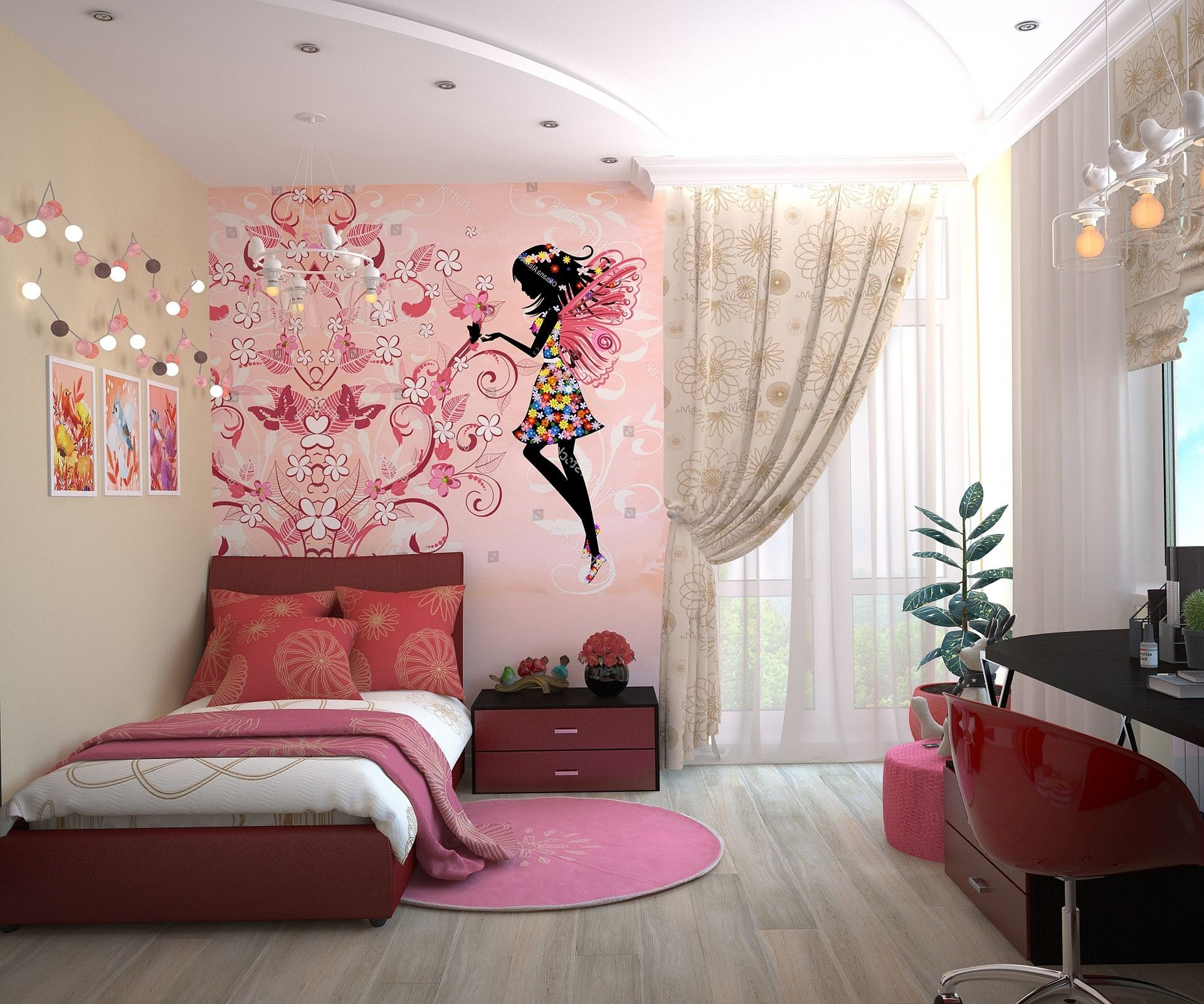 Kids Room Wall Ideas: Wall Art Décor Ideas For Kids Room