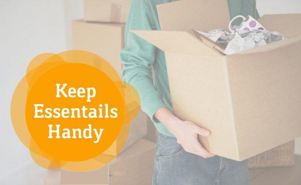 Keep Essentials Handy