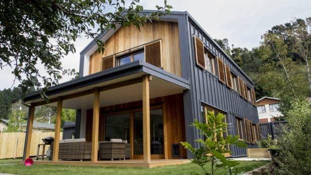 Passive Solar Building Designs