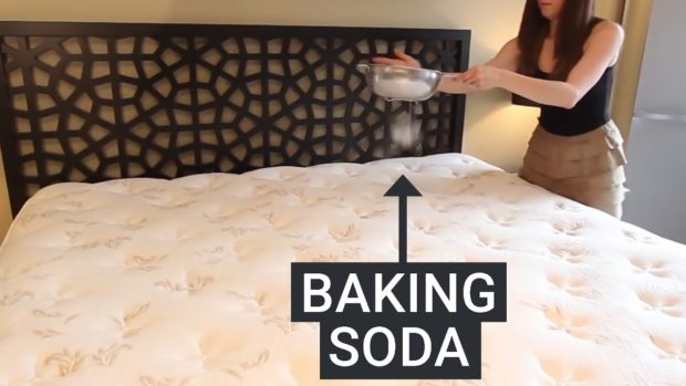 Removing Stubborn Odors from Mattress Topper