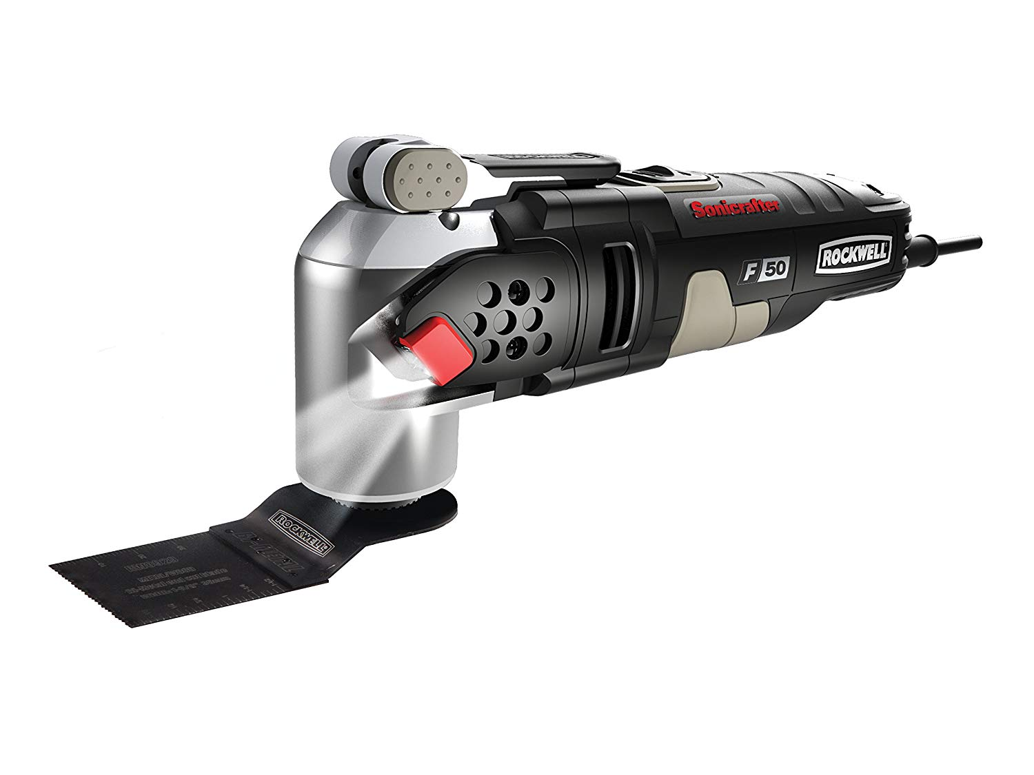 Rockwell 4.0 Amp Sonicrafter F50 Oscillating Multi-Tool