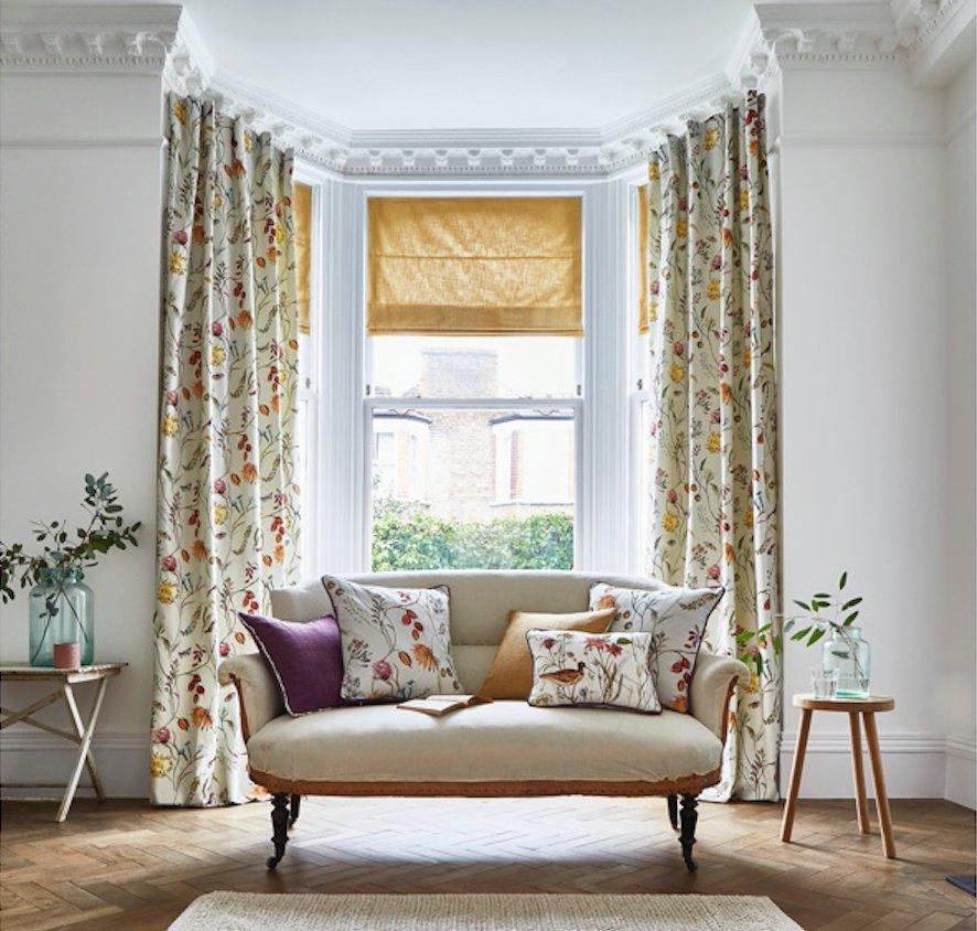 How To Buy Curtain Fabrics