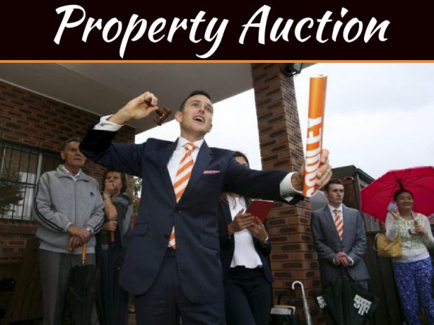 Buying Property At Auction – What You Need To Know
