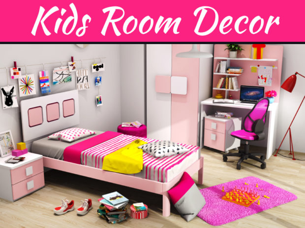 Buying The Right Kids' Furniture That Will Complement The Decor