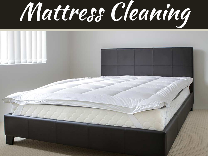 Cleaning Tips: How To Clean A Mattress Topper