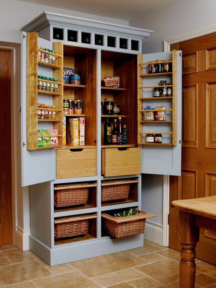 Free Standing Furniture Kitchen Design, Free Standing Furniture