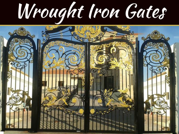 How To Choose The Perfect Wrought Iron Railing & Gate For Your Home?