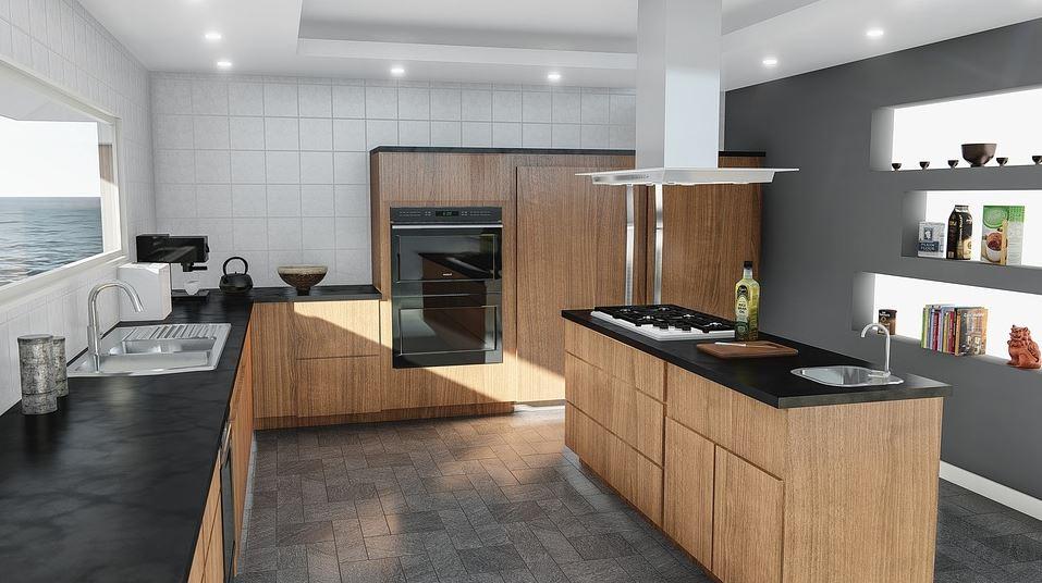 Galley Layout Kitchen