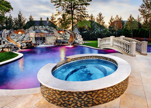 Inground Swimming Pool My Decorative