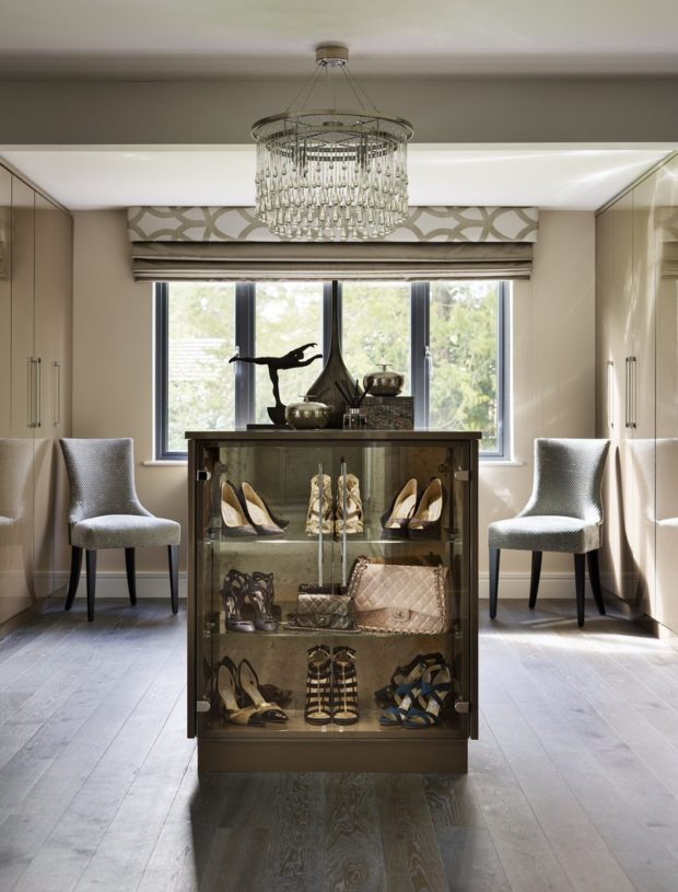 Five Top Tips For Designing The Dressing Room Of Your