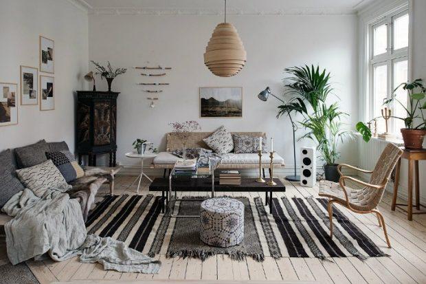 Modern Vintage Living Room