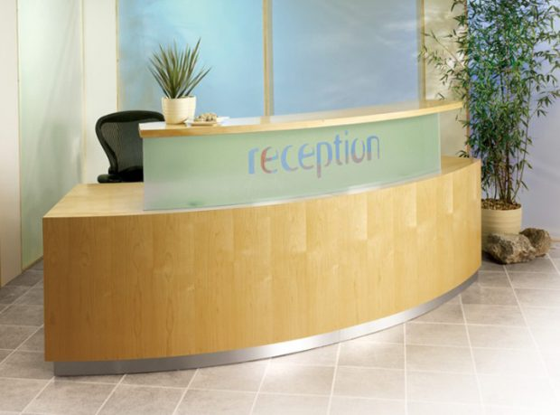 Reception Desk Design