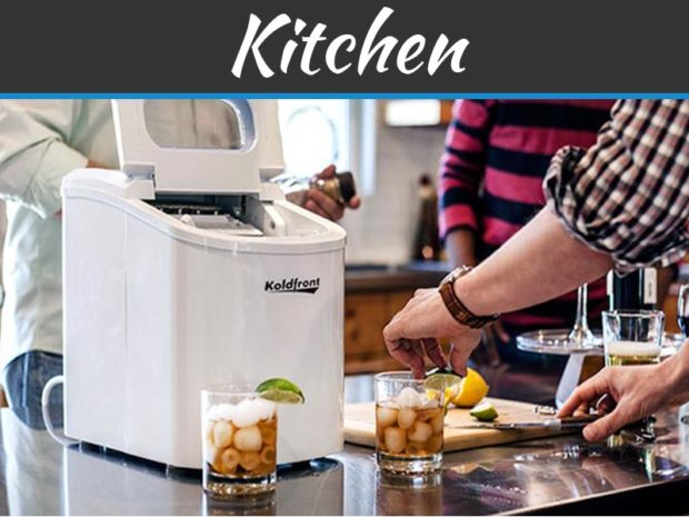 Why Everyone Should Have Ice Makers in Their Kitchen