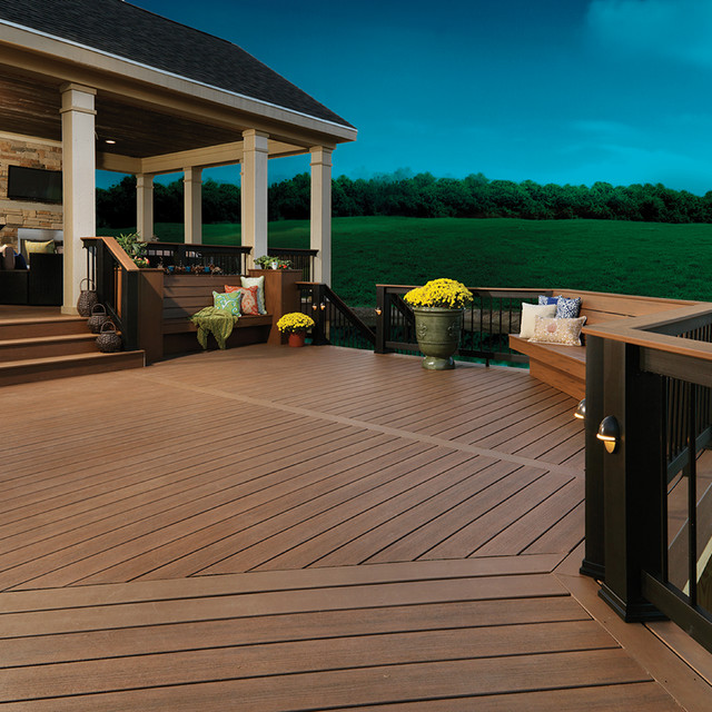 Transitional Deck