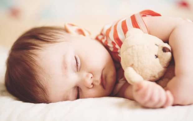 Happy Sleeping Baby