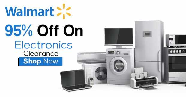 Top Black Friday Home Appliances Deals on Walmart