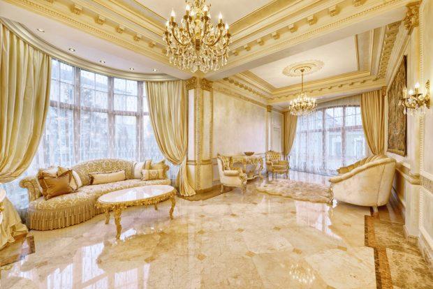 Use Metallic Colors To Make A Room Pop