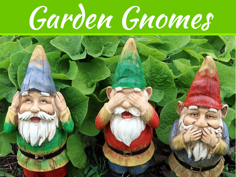 Add Beauty To Your Garden With Garden Gnomes