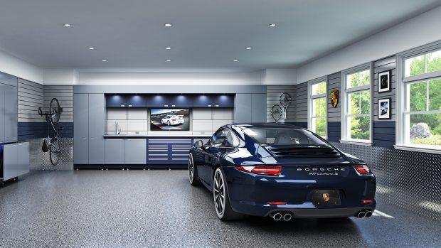 Beautiful Garage