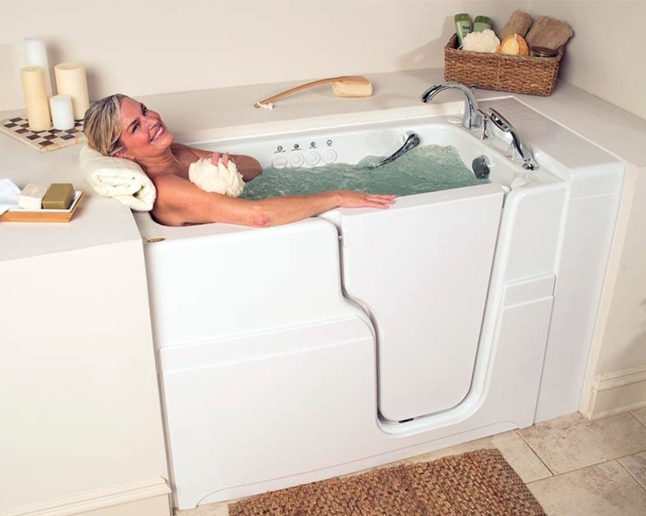Benefits Of Walk-in Tubs