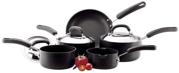 Cooking On Premium Pots And Pans