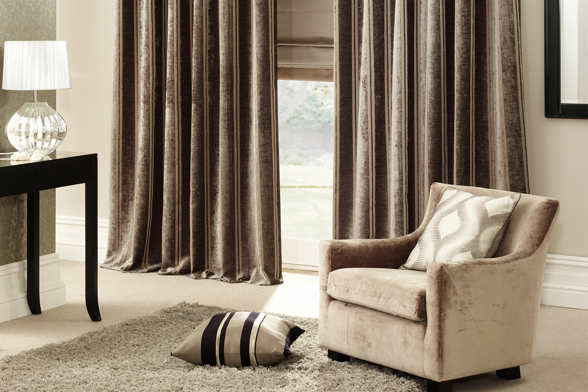 Right Fabric Curtains