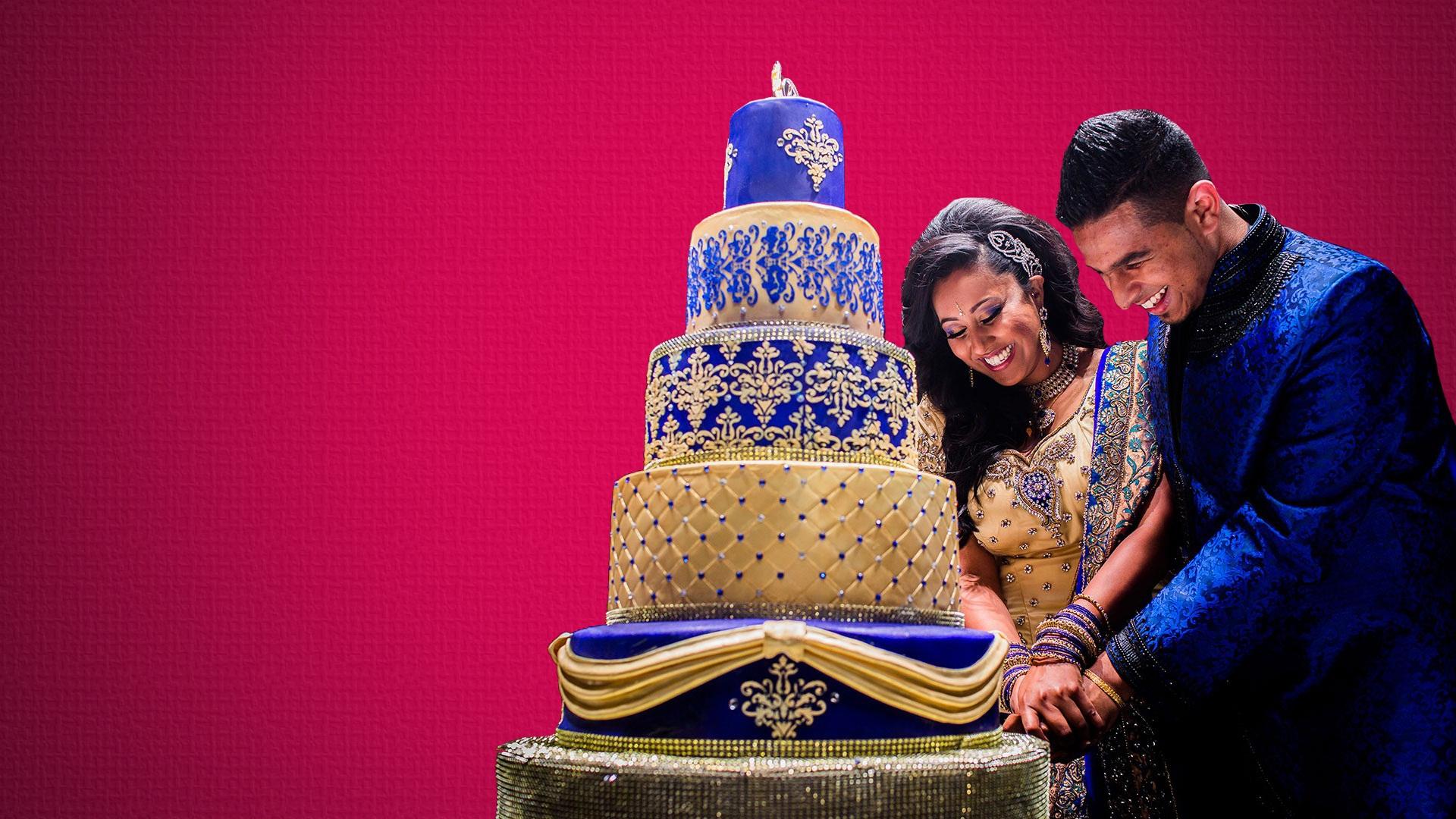 Decorative Fondant Cakes