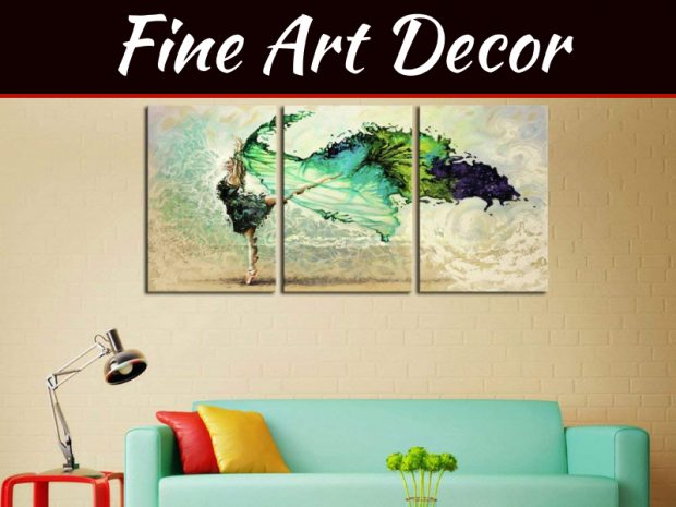 Fine Art Decor: Forgotten Essentials of Living Room