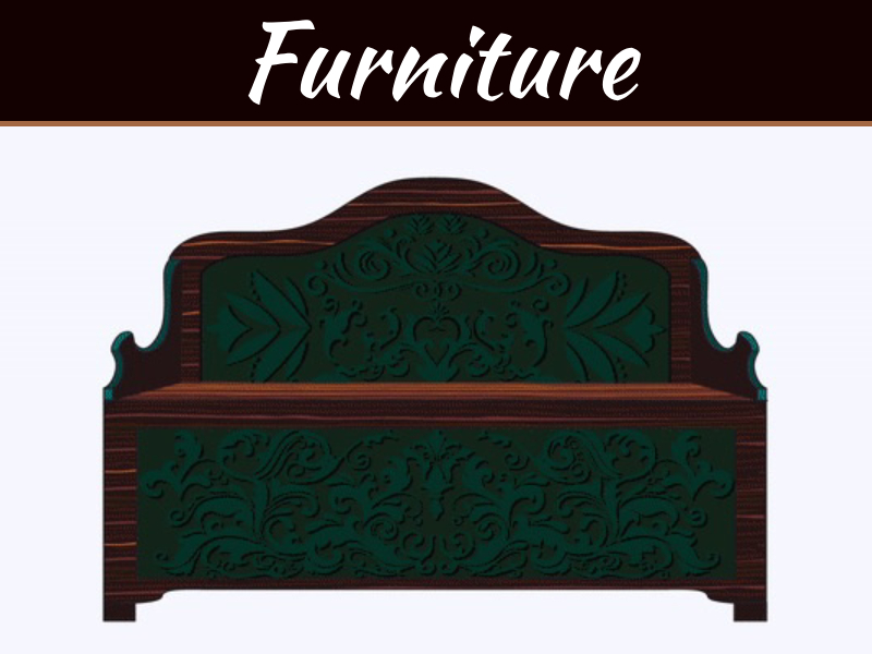 Furniture Styles Through The History
