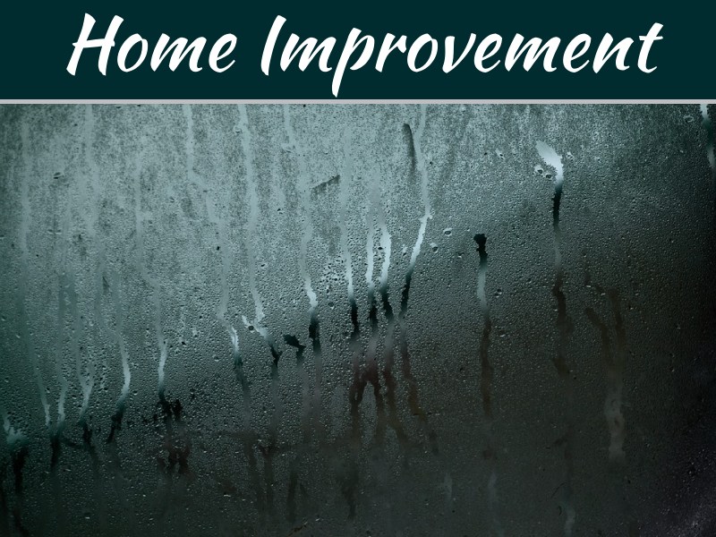 How To Reduce Air Humidity In The Home