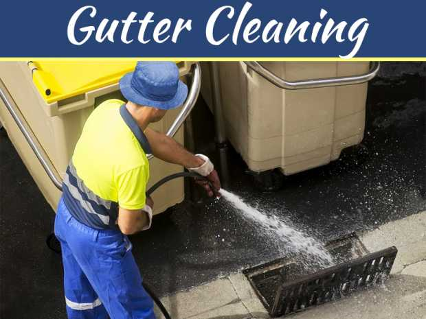 Know About The Essential Benefits Of Gutter Cleaning