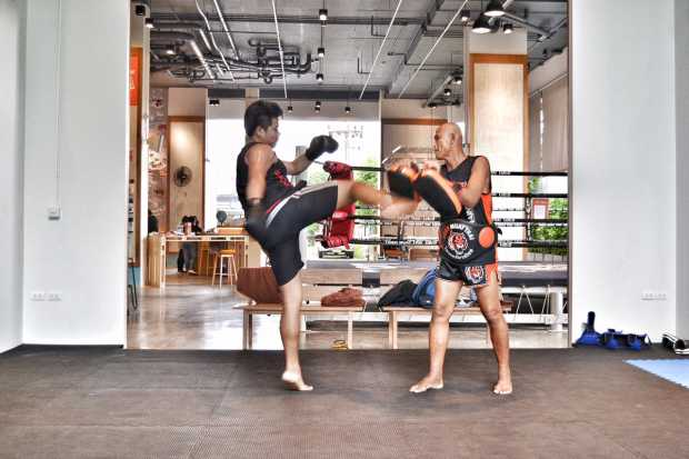 Muay Thai Gym