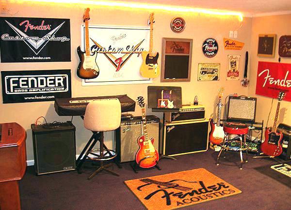 Music Theme Bedroom Decor Ideas
