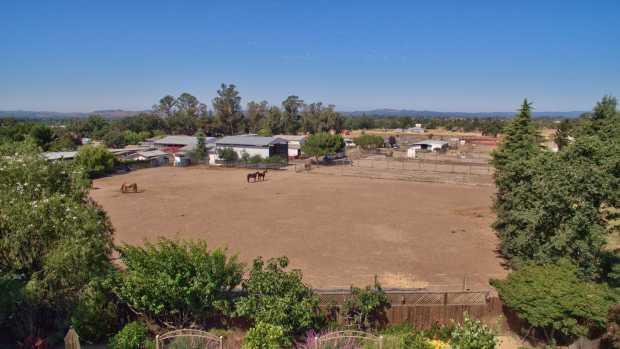 Northern California Ranch