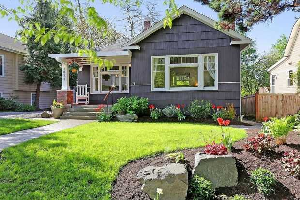 Pay Attention To Curb Appeal And Landscaping