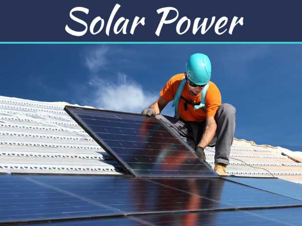 The Use Of Solar Power For Heating And Cooling