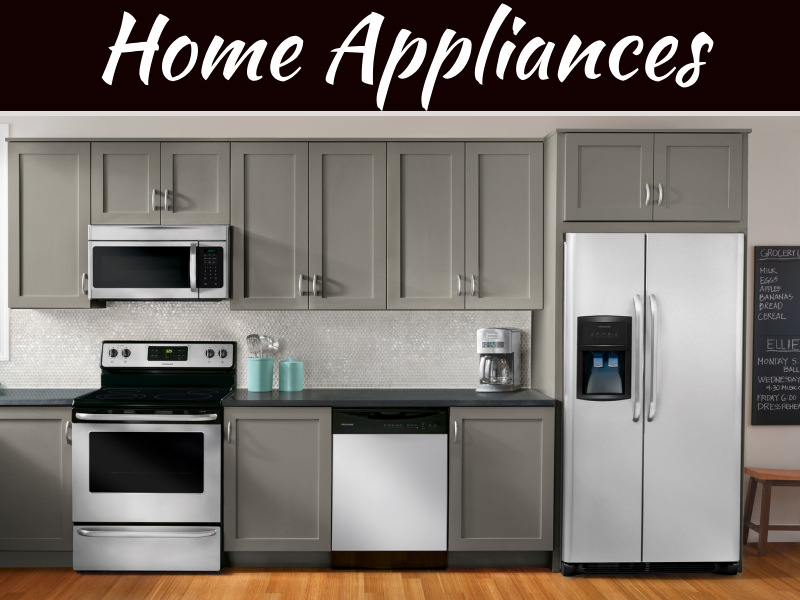 Thinking Of Renovation: Deals You Can Miss On Home Appliances
