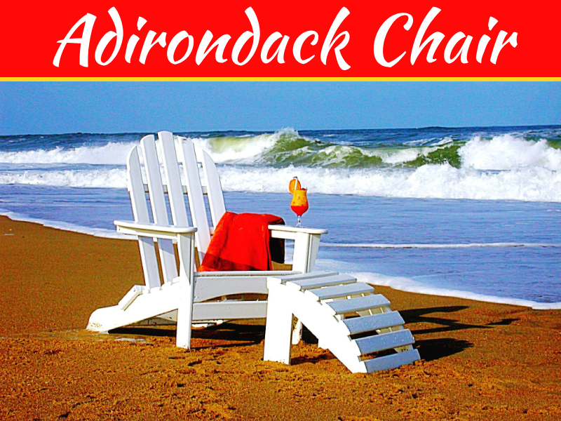 Wood VS Plastic Cedar Adirondack Chair - Choose The Right One!