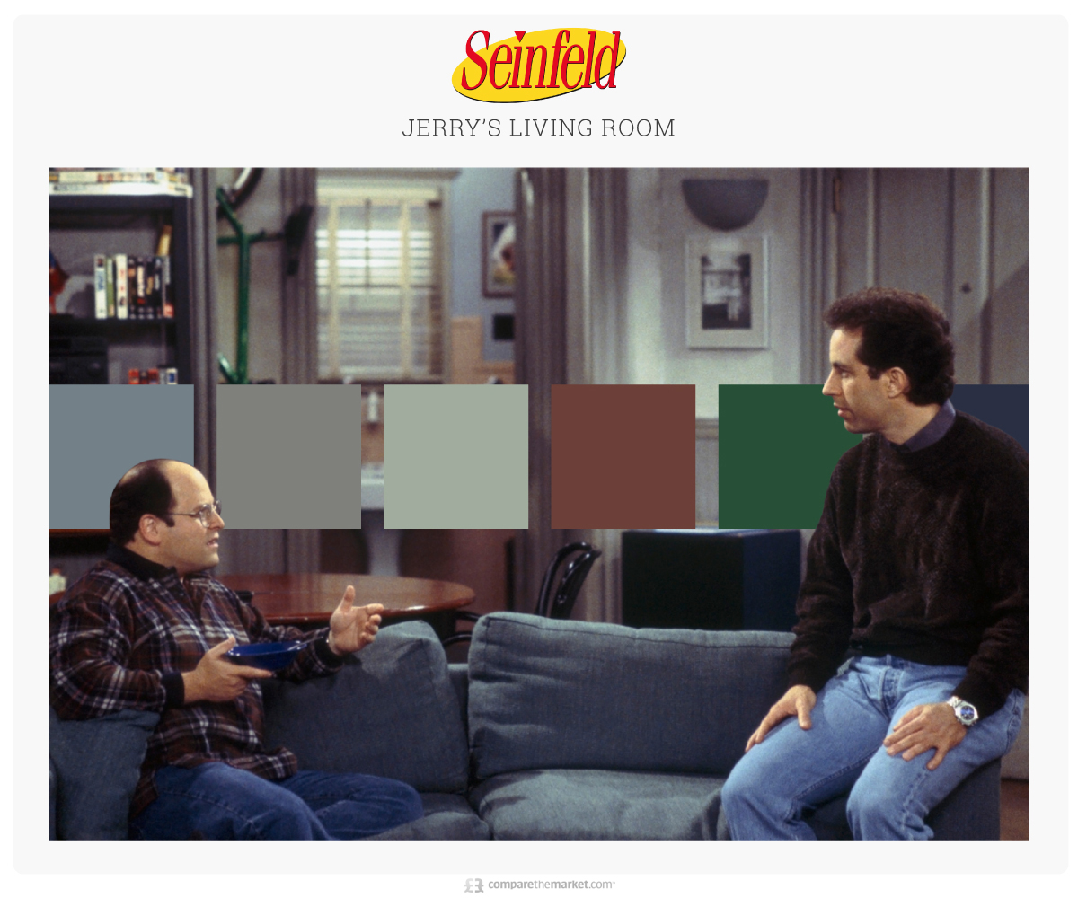 Seinfeld - Jerry's Living Room